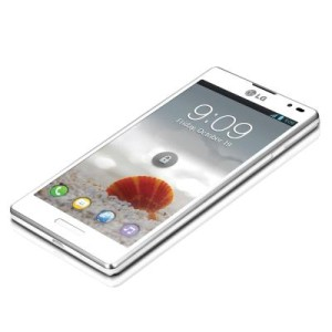 "Smartphone LG Optimus L9 Branco - Open - 3G Android 4.0 - Tela qHD IPS de 4.7"" - Camera de 8MP com flash e 4GB de memória interna"