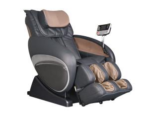 Poltrona massageadora LUXURY com aquecimento POLISHOP R$11.999,98