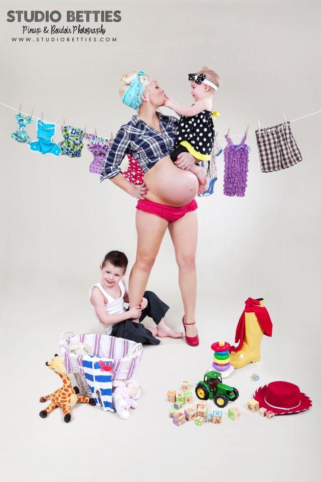 gravida pinup