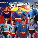superman faces