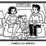 Família da Mônica