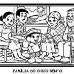 Família do Chico Bento