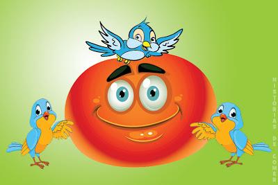 HdC boa tangerina