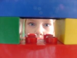 Menina Lego
