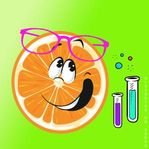 HdC a laranja cientista