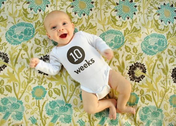 bebe de 2 meses