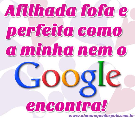 afilhada-fofa-google