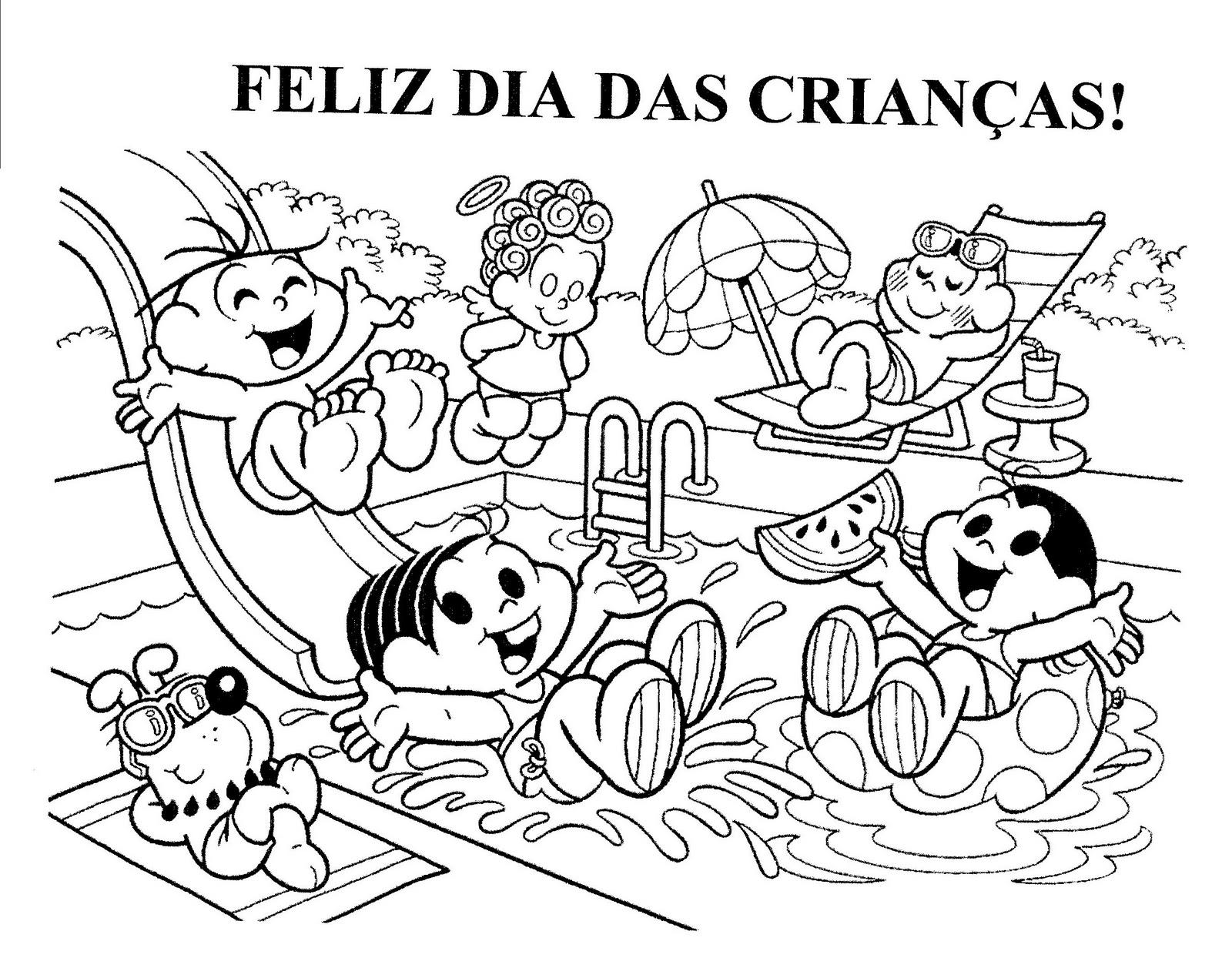 Preferência Dia das Crianças - 12 de outubro - atividades infantis - Almanaque  FI63