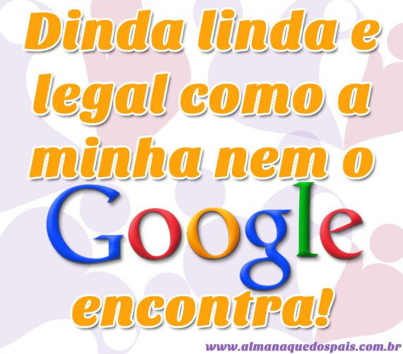 dinda-linda-google
