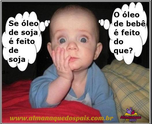 oleo de bebe