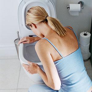 Vômito em excesso na gravidez pode ser Hiperêmese Gravídica