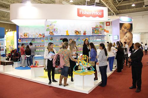 Criança Bebê Maternidade Expo 01