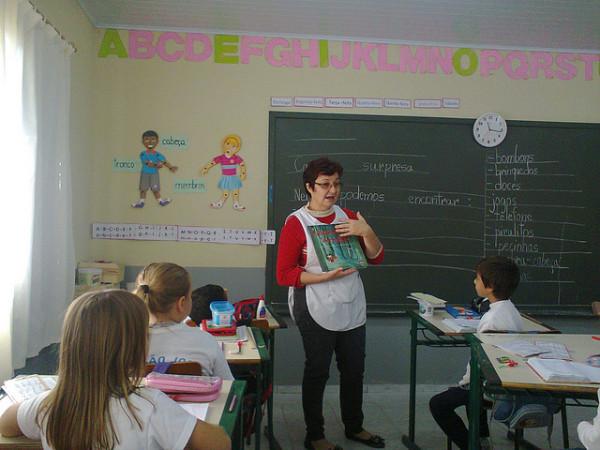 Foto: Escola São José Guaramirim / SC