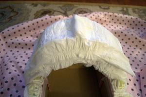 bolo de fraldas de carrinho de bebe-12