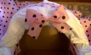 bolo de fraldas de carrinho de bebe-18A