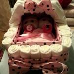 bolo de fraldas de carrinho de bebe-24