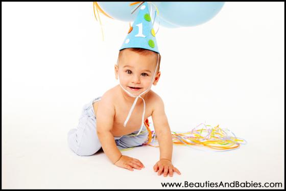 festa 1 ano menino