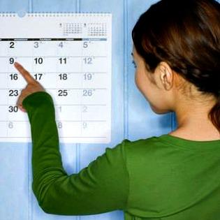 mulher calendario