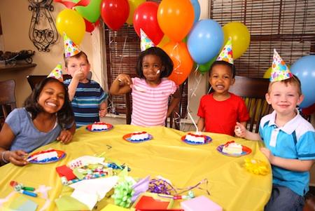 festa aniversario em casa