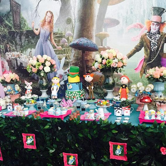 Decoração by Solange Alcantara e Patrícia Thomaz