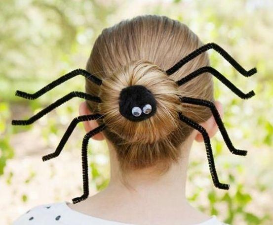 penteado para halloween 01