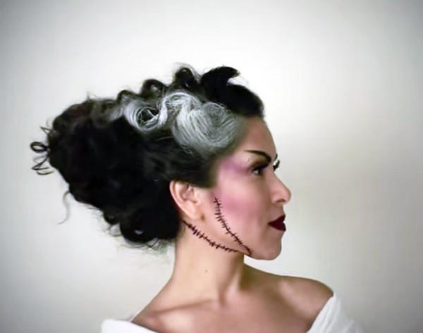 penteado para halloween 06