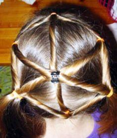 penteado para halloween 11