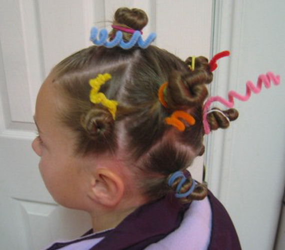 penteado para halloween 15