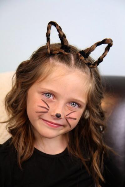 penteado para halloween 16