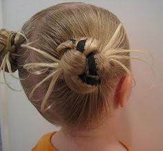 penteado para halloween 17