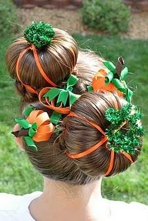 penteado para halloween 24