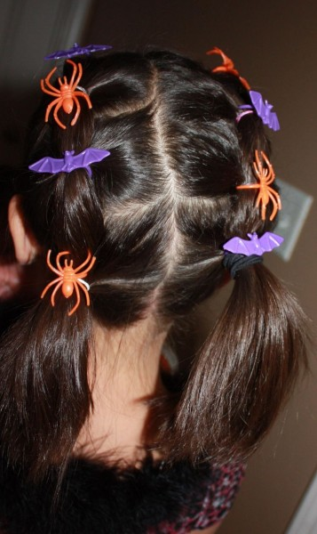 penteado para halloween 27