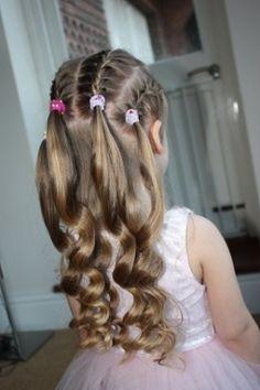 penteado menina 10