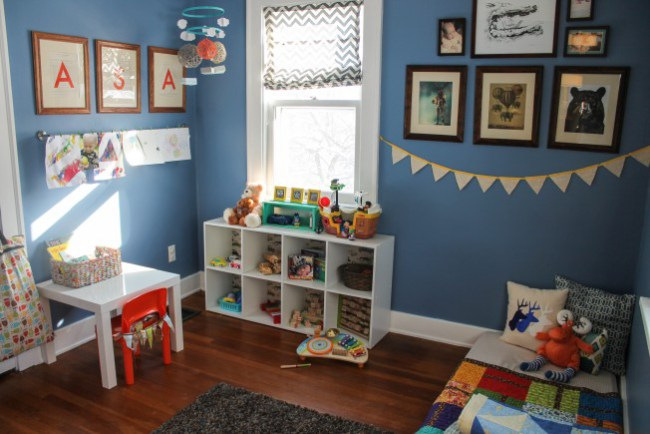 quarto montessoriano by blog thebump com