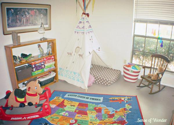 Quarto Montessoriano O quarto perfeito para bebês e  ~ Quarto Montessoriano Tapete