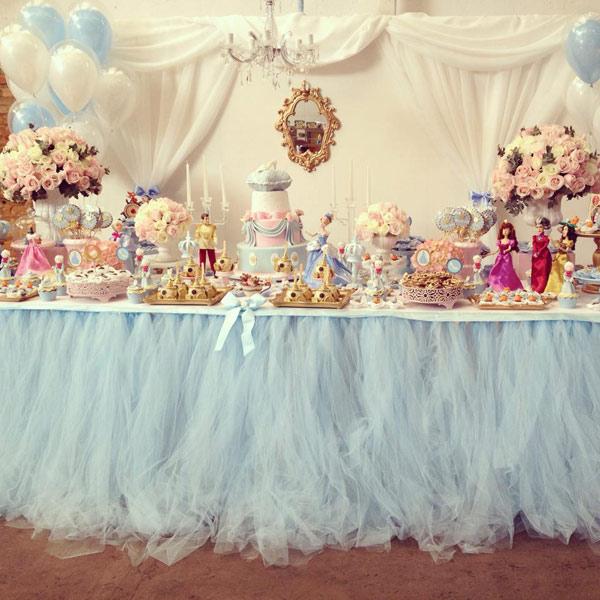 Festa de 1 ano Princesas