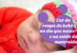 Cor da roupa do bebê no dia que nasce e na saída da maternidade – Vídeo