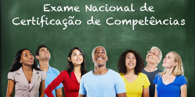 Você já ouviu falar do ENCCEJA? Exame para certificação de ensino médio para jovens e adultos?