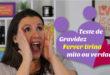 Teste de gravidez caseiro da Fervura da urina – Mito ou verdade?