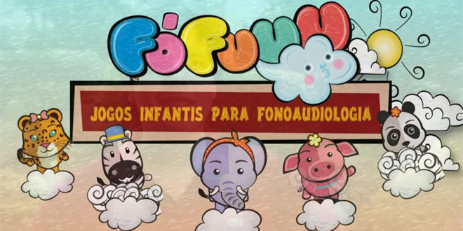 Fofuuu | Aplicativo que estimula o desenvolvimento da fala e linguagem