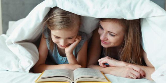 Dicas de leitura para ler com seus filhos nas férias
